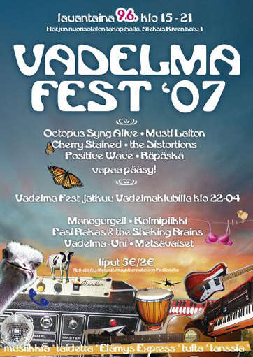 vadelmafest2007