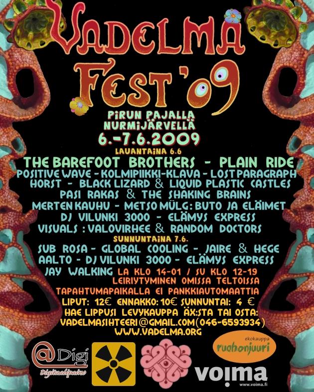 Vadelma Fest '09