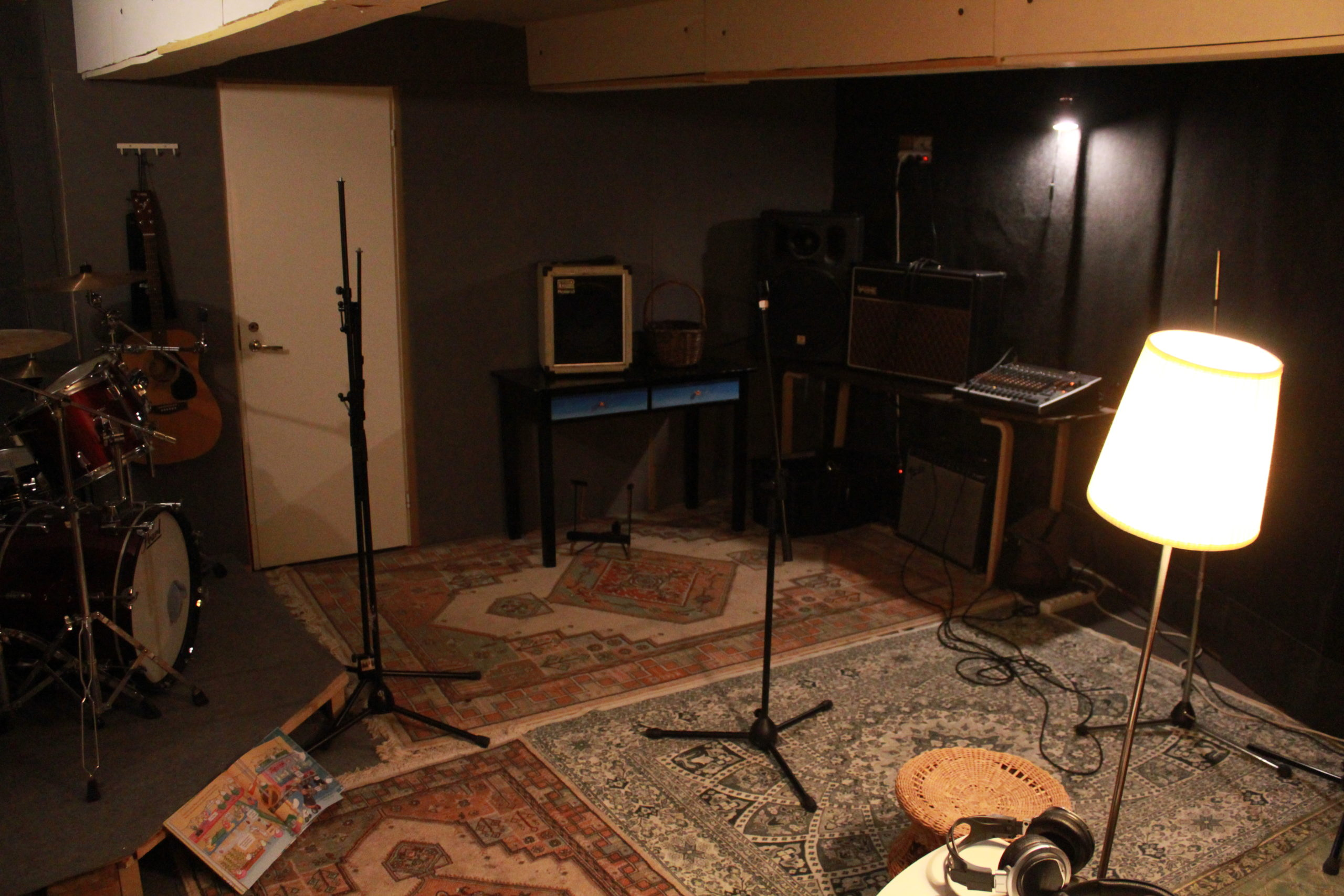 Vadelma Bunkkeri Studio